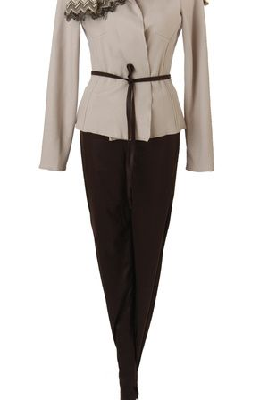 Shop L U C Y Trouser Gino by IOSOY now on nelou.com. Plus 8600 more designs.