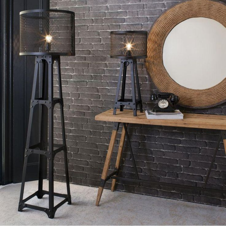 les 25 meilleures id es de la cat gorie lampe fer forg. Black Bedroom Furniture Sets. Home Design Ideas