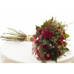 Ramo bouquet rosas