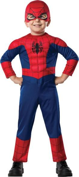 Spiderman Toddler