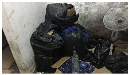 Large Quantity of Knock-Off Liquor Discovered in Guangzhou http://www.echinacities.com/news/Large-Quantity-of-Knock-Off-Liquor-Discovered-in-Guangzhou