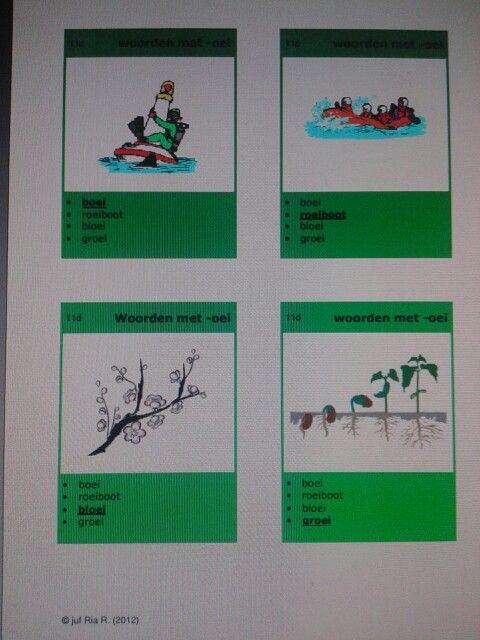 Verschillende spellingsregels oefenen met dit kwartet. Te downloaden van digischool.