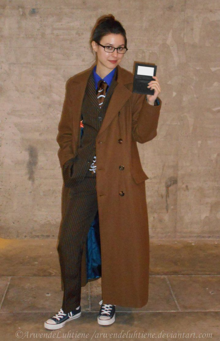 Tenth Doctor cosplay IV by ArwendeLuhtiene on DeviantArt