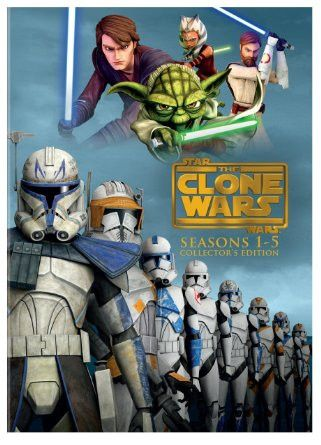 With classic characters and new favorites, The Clone Wars keeps the franchise fresh and strong for a generation of kids who didn't wait in line for the Star Wars movies. Featuring groundbreaking anima