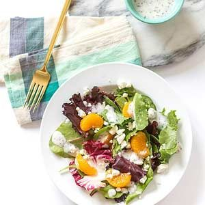 This recipe for a Mandarin Orange Poppy Seed Summer Salad is a simplified play on Panera's now-iconic poppy seed dressing-drenched menu options. The best part? You have the ability to customize the dish to any time of year wi/