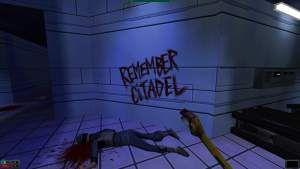Hall of Fame: System Shock 2 : An Citadel soll ich mich erinnern. Was da war? Da spielte das erste System Shock.