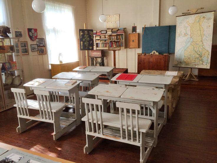 Kaurilan koulumuseo, Tohmajärvi