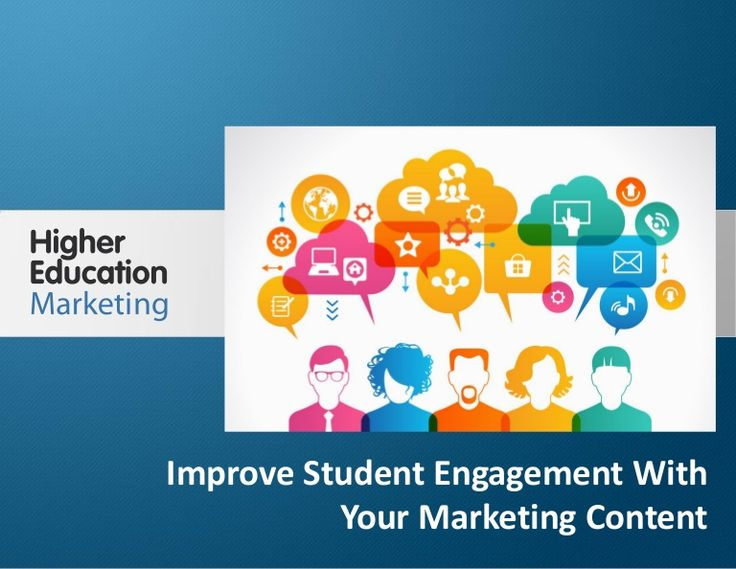Best Content Marketing For Higher Ed Images On