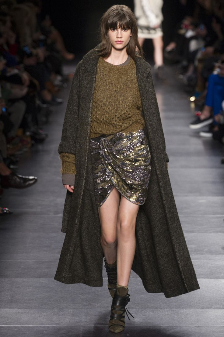 Isabel Marant Fall 2014 RTW - Review - Fashion Week - Runway, Fashion Shows and Collections - Vogue