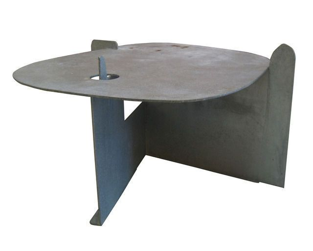 Pierced table by Isamu Noguchi