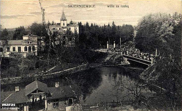 ul. Prymasowska, Skierniewice - 1909 rok, stare zdjęcia