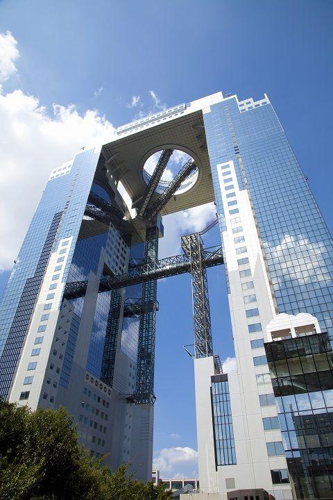 Umeda Sky Building 梅田スカイビル