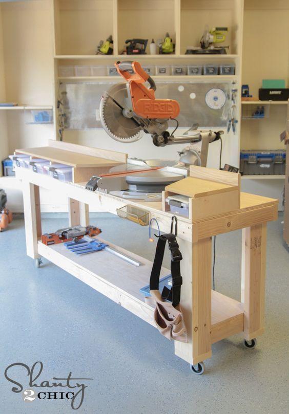 17 best ideas about metal chop saw on pinterest welding for Metal workshop plans