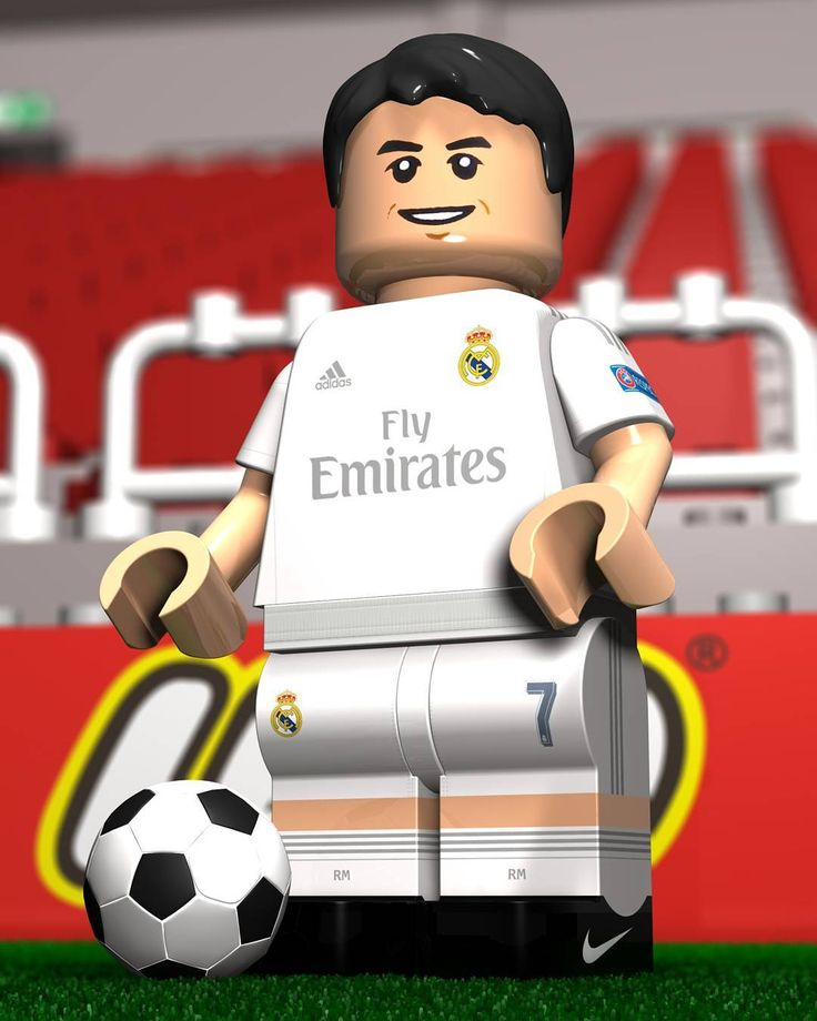 Created with cinema4d #Lego #football #real #madrid #realmadrid #ronaldo #cr7 #soccer #final #brick #mini #championsleague #c4d #cinema4d #cool #fun #awesome #love #minifigures #bestoftheday  #photooftheday #pictureoftheday #bestoftheday by krimages2016