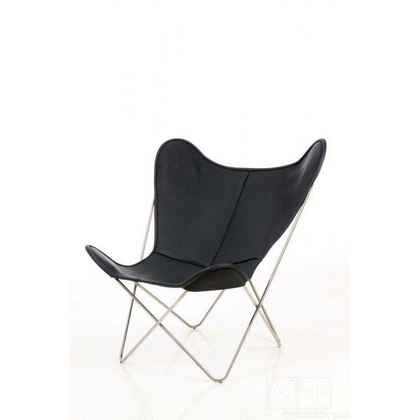 Bezug Neckleder Zu Hardoy / Butterfly Chair   Goodform.ch