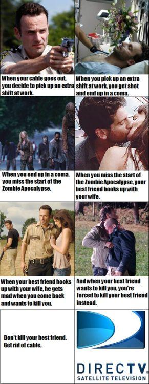Walking Dead Humor