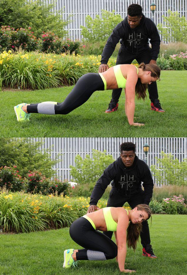 Fitness Challenge: Week 2