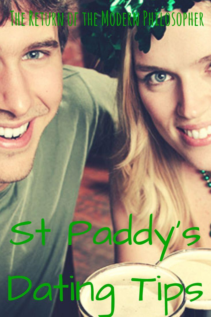 St. Patrick's Day, dating tips, relationships, life hacks, humor, Modern Philosopher
