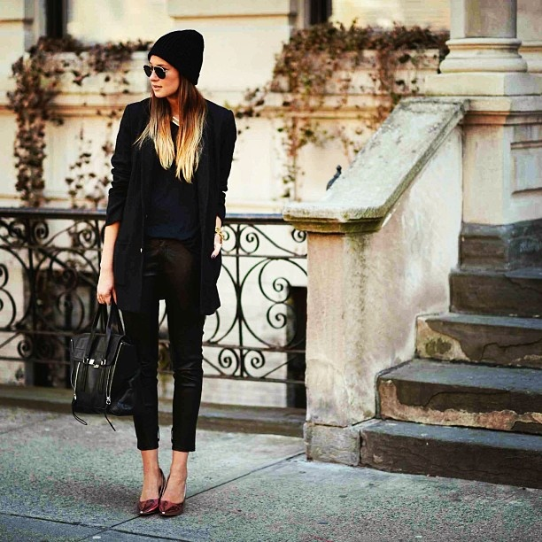 @weworewhat might be the most beanie-obsessed lady we know