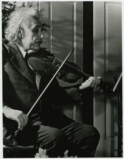 Credit: Hansel Mieth/Collection of John G Morris Hansel Mieth Albert Einstein, Life assignment, 1940