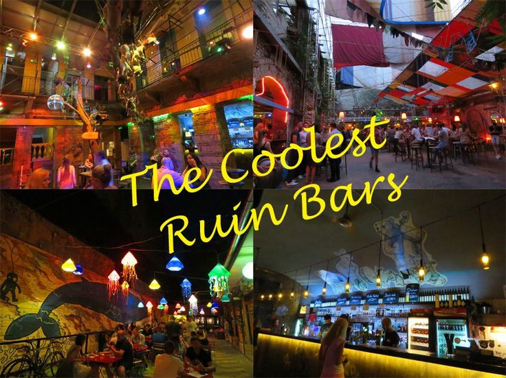 The Coolest Ruin bars in Budapest's Jewish District - The Travels of BBQboy and Spanky