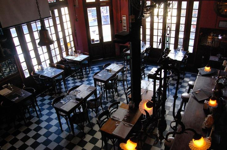 Bar Seddon, Buenos Aires - Argentina