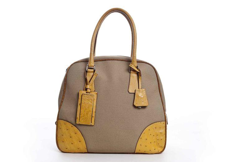 Bolso de Prada de Carmen Lomana http://www.ebay.es/itm/261419604364