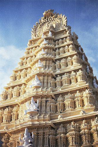 mysore - chamundeshwari temple