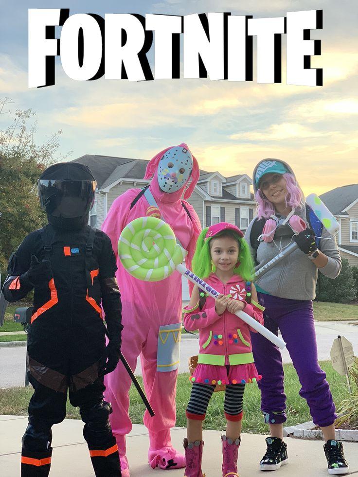 Fortnite DIY Costumes Video game costumes, Diy costumes