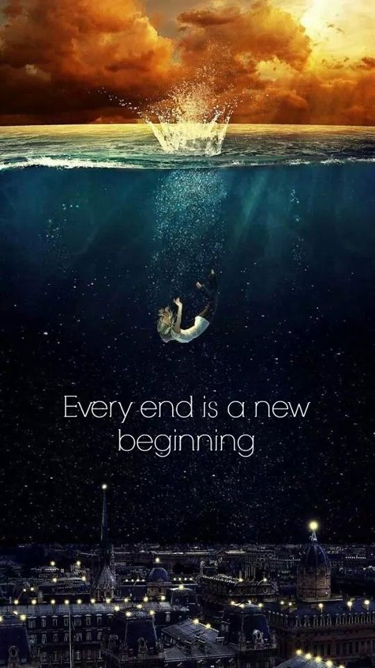 Her son yeni bir başlangıçtır.