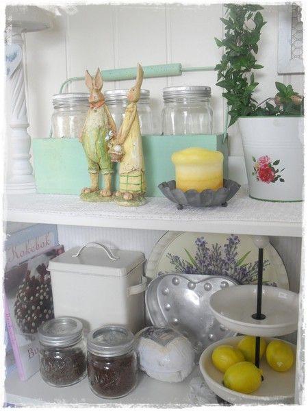 Интерьер в стиле шебби шик в отдельно взятой квартире. Кухня-столовая 5