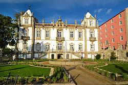 Palácio do Freixo – Wikipédia, a enciclopédia livre