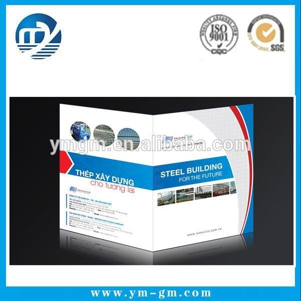 Professional book / album/brochure / magazine / leaflet / flyer / poster cheap printing factory in China