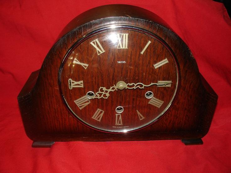 Reloj de mesa carrillon inlges westminster a la venta - Relojes antiguos de mesa ...