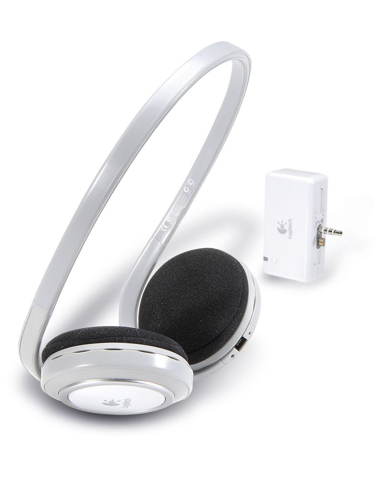 Logitech Wireless Headphones review   Much as we love our iPods with the distinctive white earphones,something's missing - or rather, we wish something was missing. It'sthe earphone cord. It snags, it gets in the way and it's old-fashionedin this modern wireless age Reviews   TechRadar