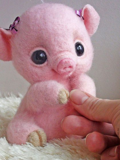 Adorable Piggy! Page would not translate.