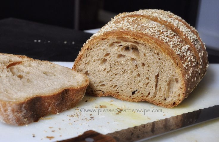 My sourdough bread baking journey began over 2 years ago. Finally I've arrived. Motivated by digestive issues that necessitated the exclusion of all bread except slowly fermented sourdough spelt fr...