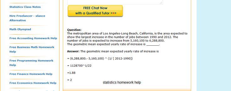 Prob stats homework help