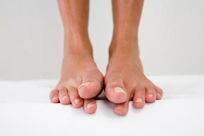 Exercise for flat feet