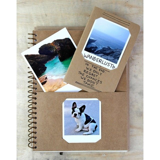Ever wanted to personalise your #travel journal or notebook? Say hello to our #Mini #Polaroid style snaps, mini versions of a #timeless #design! Perfect for notes, reminders, stick them anywhere or cut 1cm slits in corners and slot straight into any page for the interchangeable option. Order them at square-snaps.com #wanderlust #traveller #dog #cute #photography #iphonephotography
