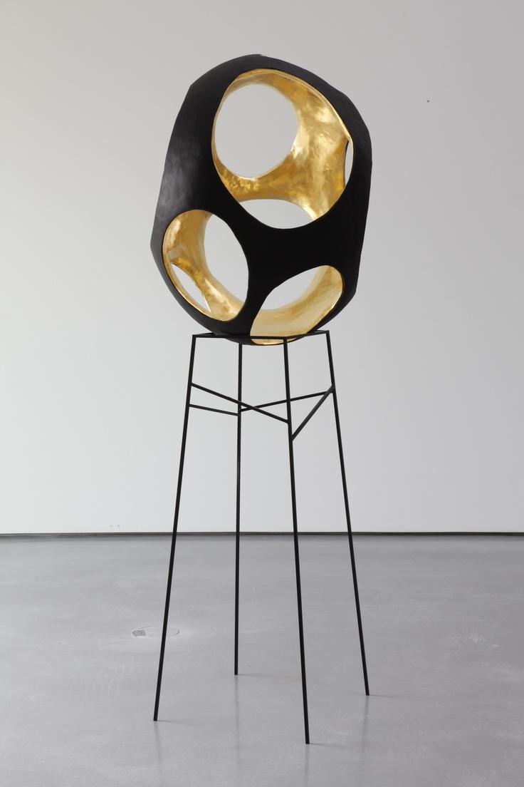 Eva Rothschild - horn of plenty