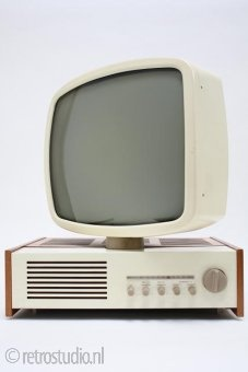1960's Wega television : This would be my ideal bedroom television. I love electronic design from the 60's.