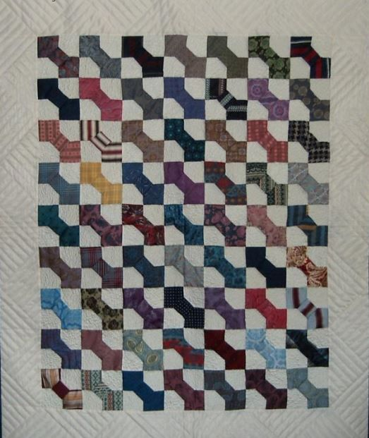 Charming Bow Tie Quilt Patterns & Free Quilt Block