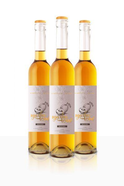Víno z velkopavlovických meruněk MarhuLOVE