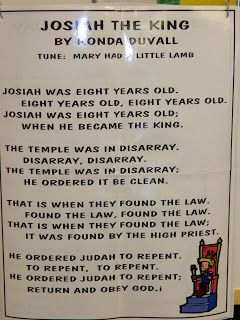 Hands On Bible Teacher: King Josiah The Law FOUND in the Temple