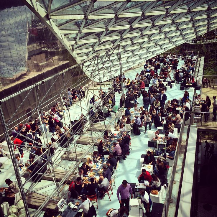 Lunchbreak #salonedelmobile #milandesignweek #euroluce