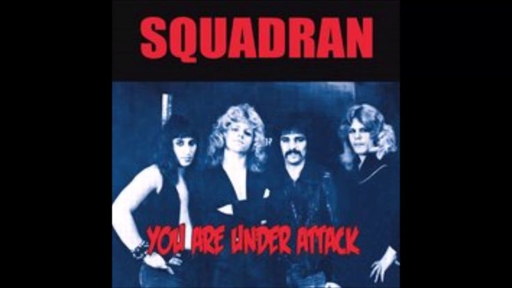 Squadran -The Wall  From the 1979 Bootleg, Remastered & Released in 2017 The CD: YOU ARE UNDER ATTACK. Features Guitarist Randy Young, Lead Vocalist Keith Brazil, Bass & High Vocals Eric Klaastad, Drummer Mike Gandia. Copyright 2017 All Rights Reserved.    Own a slice of Heavy Metal History the CD is available here on their FB page- https://www.facebook.com/SquadranBand1979