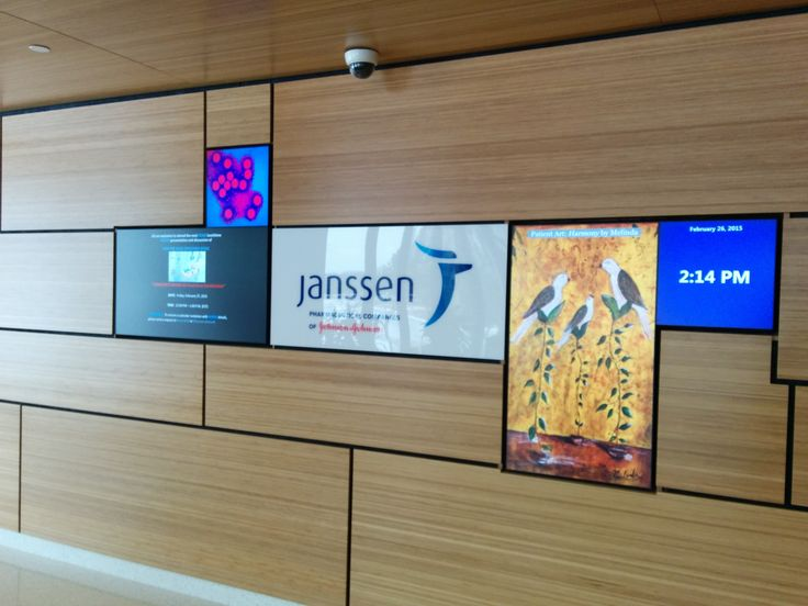 FWi Digital Signage Images Gallery. Cool shots of Our Work.