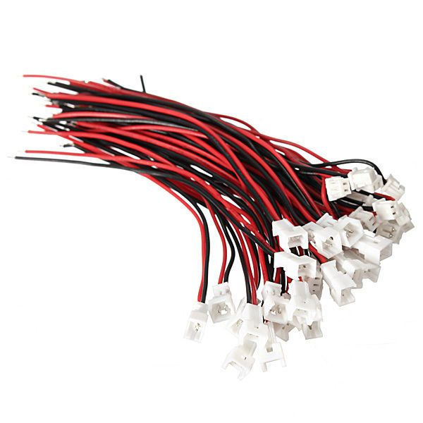 micro 2 pin molex connectors with leads - Google Search