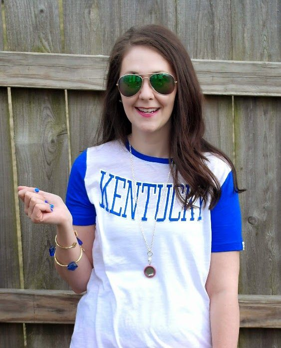 Kentucky | Game Day March Madness Style